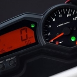 Yamaha-fz6 display