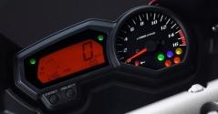 Yamaha-fz6 display