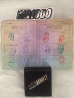 Rider2018 pasaporte+pin