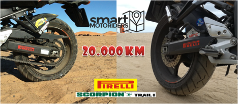 Scorpion Trail II