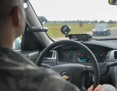 Boosting speed enforcement to the next gear