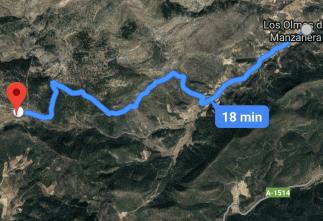 Subida Pico de Javalambre