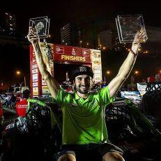 Dakar 2019 finisher