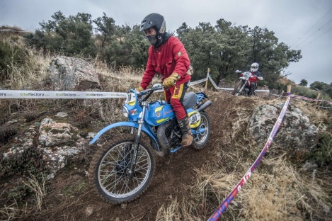 moto de campo sostenible