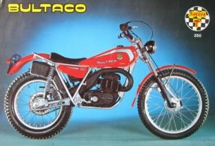 Bultaco Sherpa 350T