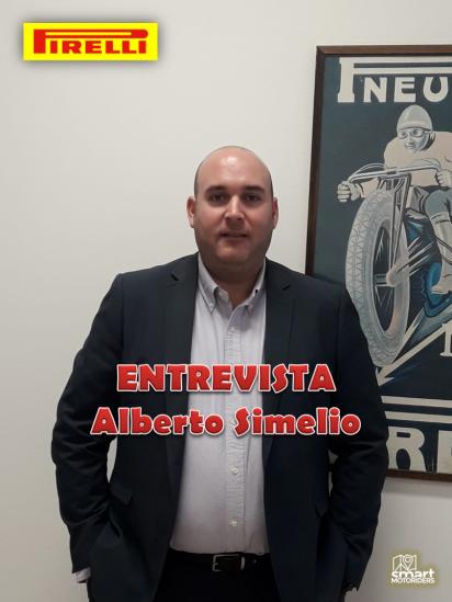 Portada entrevista Alberto Simelio