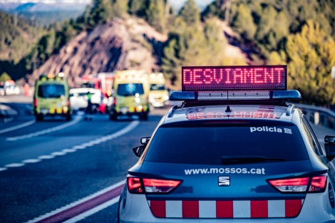 1. Mossos - Accident