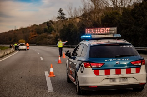 2. Mossos - Accident